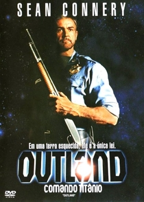 Outland - Comando Titânio - Poster / Capa / Cartaz - Oficial 3