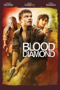 Diamante de Sangue - Poster / Capa / Cartaz - Oficial 8