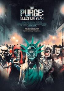 12 Horas Para Sobreviver - O Ano da Eleição - Poster / Capa / Cartaz - Oficial 7