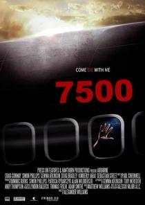 Voo 7500 - Poster / Capa / Cartaz - Oficial 4