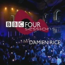 Damien Rice - BBC Four Sessions - Poster / Capa / Cartaz - Oficial 1