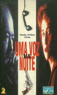 Uma Voz na Noite - Poster / Capa / Cartaz - Oficial 1