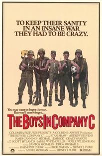 Os Rapazes da Companhia C - Poster / Capa / Cartaz - Oficial 3
