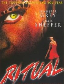 O Ritual - Poster / Capa / Cartaz - Oficial 3