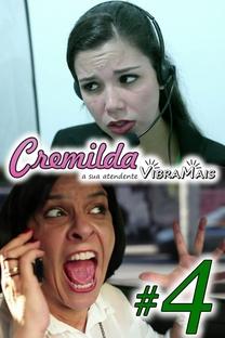 Cremilda, a Sua Atendente Vibramais - #4 A Revoltada - Poster / Capa / Cartaz - Oficial 1