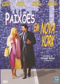 Paixões em Nova York - Poster / Capa / Cartaz - Oficial 3