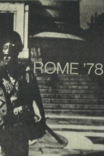 Rome '78 - Poster / Capa / Cartaz - Oficial 1