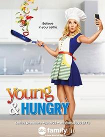Jovem e Gourmet (1ª Temporada) - Poster / Capa / Cartaz - Oficial 1