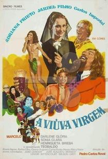 A Viúva Virgem - Poster / Capa / Cartaz - Oficial 1