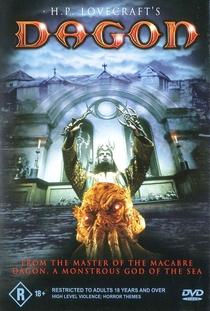 Dagon - Poster / Capa / Cartaz - Oficial 6