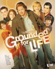 Grounded For Life - Poster / Capa / Cartaz - Oficial 1