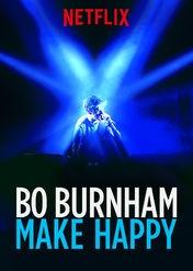 Bo Burnham: Make Happy - Poster / Capa / Cartaz - Oficial 2