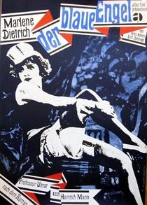 O Anjo Azul - Poster / Capa / Cartaz - Oficial 3