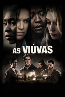 As Viúvas - Poster / Capa / Cartaz - Oficial 2