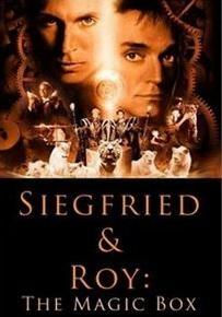Siegfried e Roy - Os Maiores Mágicos da Terra - Poster / Capa / Cartaz - Oficial 2