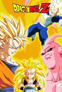 Dragon Ball Z (7ª Temporada) - Poster / Capa / Cartaz - Oficial 24