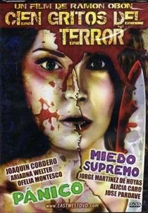 Cien gritos de terror - Poster / Capa / Cartaz - Oficial 1
