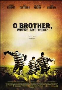 E Aí, Meu Irmão, Cadê Você? - Poster / Capa / Cartaz - Oficial 1