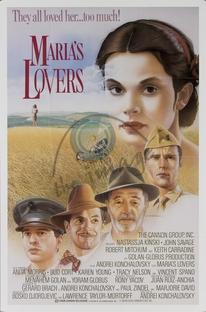 Os Amantes de Maria - Poster / Capa / Cartaz - Oficial 4