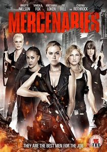 Mercenaries - Poster / Capa / Cartaz - Oficial 2
