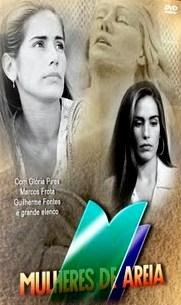 Mulheres de Areia - Poster / Capa / Cartaz - Oficial 9