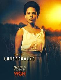 Underground (2ª Temporada) - Poster / Capa / Cartaz - Oficial 6
