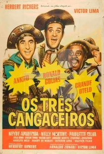Os Três Cangaceiros - Poster / Capa / Cartaz - Oficial 2