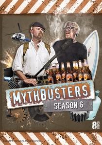 Os Caçadores de Mitos (6ª Temporada) - Poster / Capa / Cartaz - Oficial 1