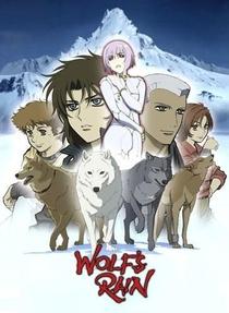 Wolf's Rain OVA - Poster / Capa / Cartaz - Oficial 1
