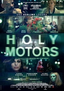 Holy Motors - Poster / Capa / Cartaz - Oficial 8
