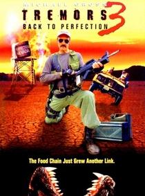 O Ataque dos Vermes Malditos 3 - De Volta a Perfeição - Poster / Capa / Cartaz - Oficial 2