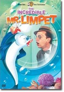 O Incrível Mr. Limpet - Poster / Capa / Cartaz - Oficial 1