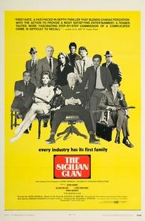 Os Sicilianos - Poster / Capa / Cartaz - Oficial 6