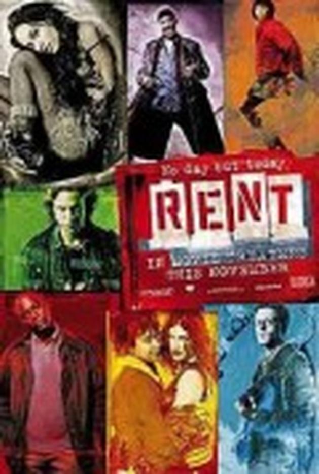 Review | Rent(2005) Rent: Os Boêmios