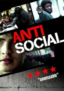 Anti-Social - Poster / Capa / Cartaz - Oficial 1