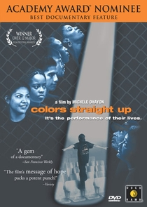 Colors Straight Up - Poster / Capa / Cartaz - Oficial 1