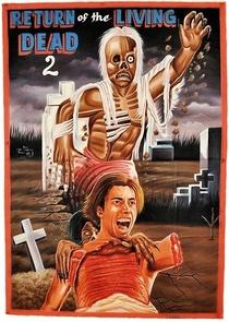 A Volta dos Mortos Vivos - Parte II - Poster / Capa / Cartaz - Oficial 7