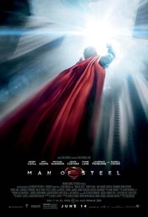 O Homem de Aço - Poster / Capa / Cartaz - Oficial 8