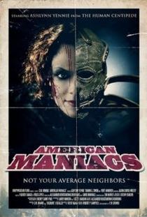 American Maniacs - Poster / Capa / Cartaz - Oficial 1