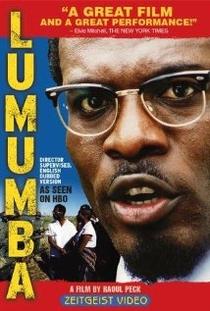 Lumumba - Poster / Capa / Cartaz - Oficial 1