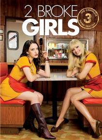 Duas Garotas em Apuros (3ª Temporada) - Poster / Capa / Cartaz - Oficial 1