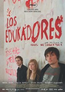 Edukators - Os Educadores - Poster / Capa / Cartaz - Oficial 10