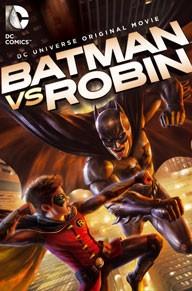 Batman vs. Robin - Poster / Capa / Cartaz - Oficial 1