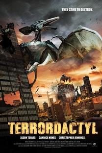 Terrordactyl - Poster / Capa / Cartaz - Oficial 2