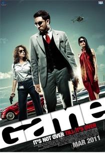 Game - Poster / Capa / Cartaz - Oficial 2