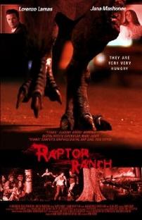 Raptor Ranch - Poster / Capa / Cartaz - Oficial 1