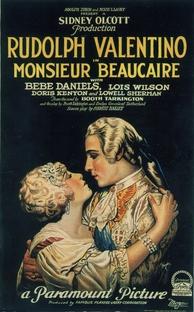 Monsieur Beaucaire - Poster / Capa / Cartaz - Oficial 1