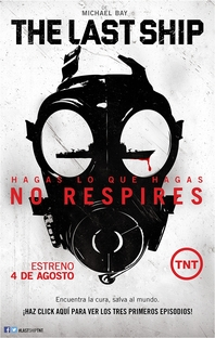 The Last Ship (1ª Temporada) - Poster / Capa / Cartaz - Oficial 11