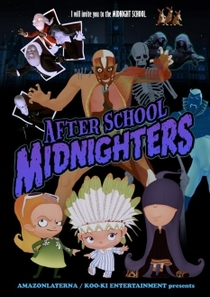 After School Midnighters - Poster / Capa / Cartaz - Oficial 3