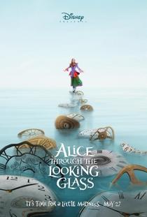Alice Através do Espelho - Poster / Capa / Cartaz - Oficial 4